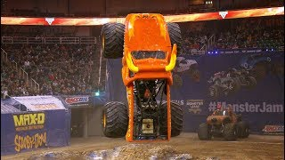 Monster Jam - Top Ten Triple Threat Athletes 2017! (Best Of 2017 S1 EP2)