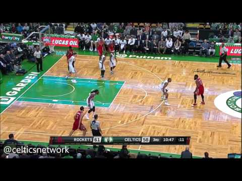 All 69 of Al Horford Blocks Going into All Star Break!