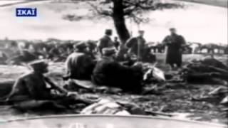The First Balkan war breaks out in 1912 - Greece, Montenegro, Serbia and Bulgaria.