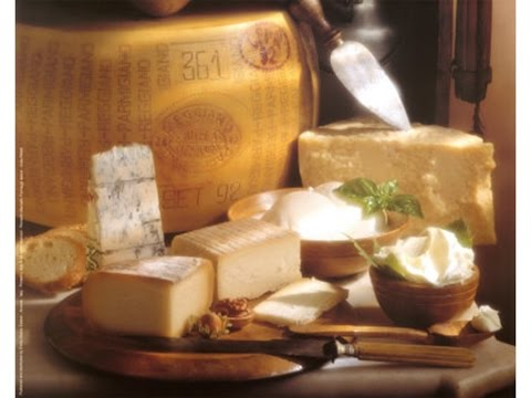 A JOURNEY THROUGH ITALIAN CHEESE