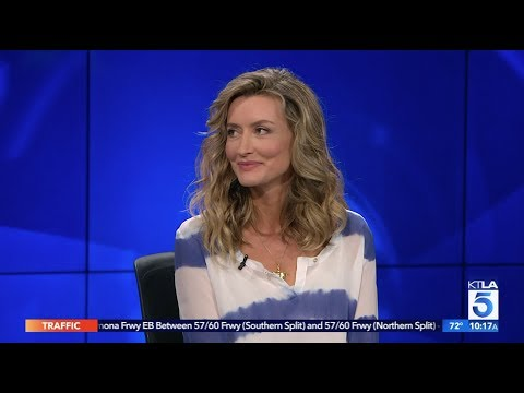 Natascha McElhone on New Hulu