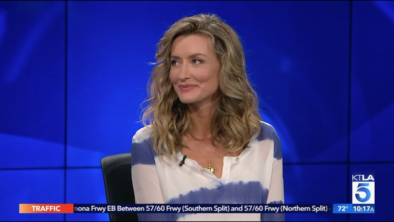 "natascha mcelhone on new hulu show ""the first"""