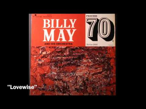 Billy May - Lovewise 1960