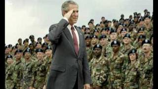 We salute George W. Bush - The legendary Commander in Chief