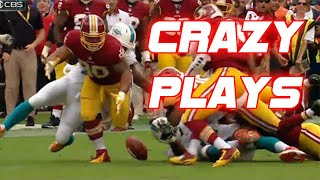 NFL Craziest Plays of All Time thumbnail