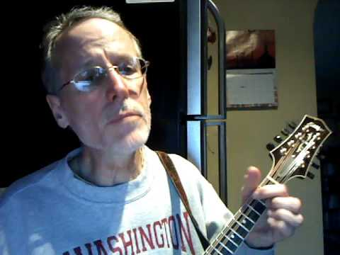 Wharf Rat On The Mandolin W Chords Explained Youtube