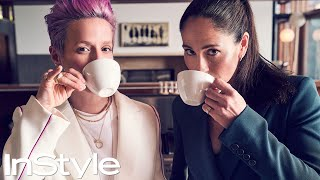 How Megan Rapinoe and Sue Bird Met | InStyle