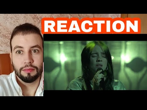 REACTION by a Psychologist  Billie Eilish – everything i wanted (LIVE FROM THE STEVE JOBS THEATER)