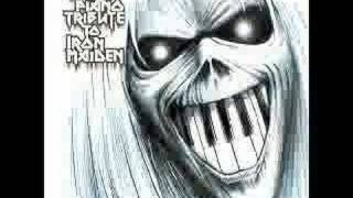 THE PIANO TRIBUTE TO IRON MAIDEN - RUN TO THE HILLS