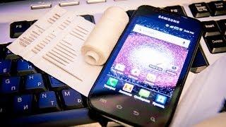 Прошивка Samsung galaxy (Инструкция)(Видео инструкция по Прошивке Samsung I500 Инструкция по прошивке телефона на стоковую прошивку с помощью компью..., 2014-02-11T16:27:41.000Z)