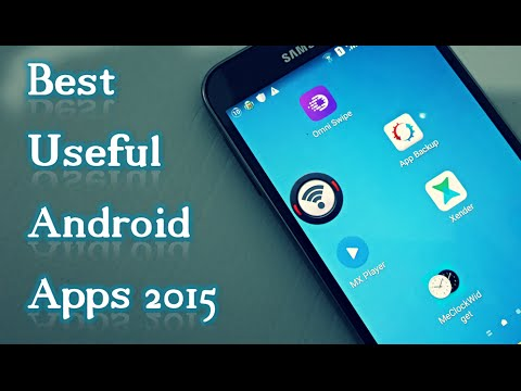 Best Useful Android Apps - November 2015