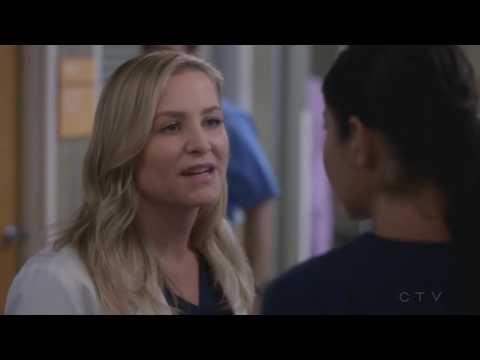 Arizona Robbins Episode 13x09 (Part 2 )