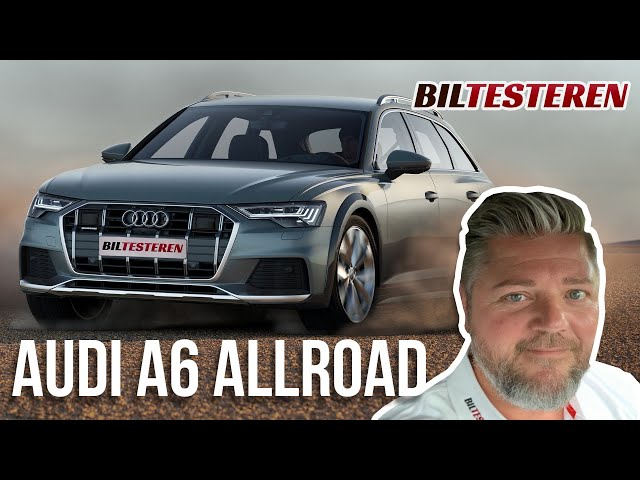 Perfekt stationcar: Audi A6 Allroad (test)
