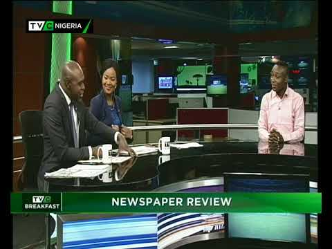 Breakfast 26th March| NEWSPAPER REVIEW