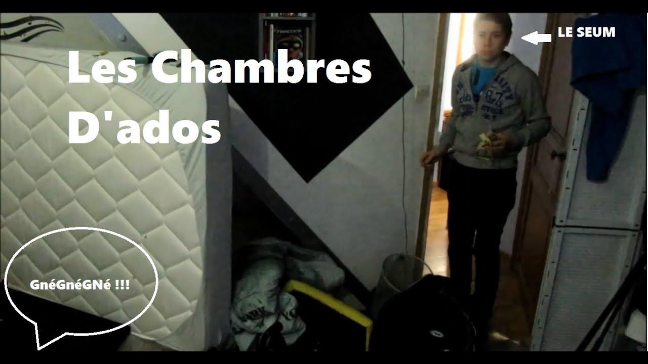 Alex andre   les chambres d'ados   bonus   youtube
