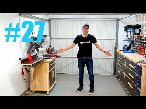 Vlog #27 Günstige Absauganlage selber bauen + 2 Neue Projekte !