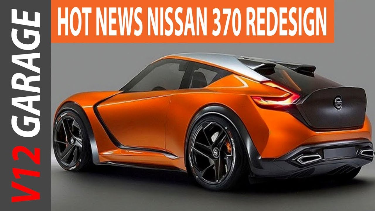 Hot News 2018 Nissan 370z Concept Specification And