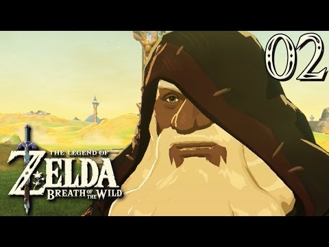 Zelda Breath of the Wild #02 : LA QUÊTE DU VIEIL HOMME !