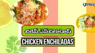 Chicken Enchiladas Recipe : Yummy Healthy Kitchen | Express Tv