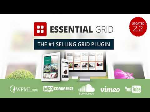 Essential Grid WordPress Plugin | Codecanyon Scripts and Snippets thumbnail