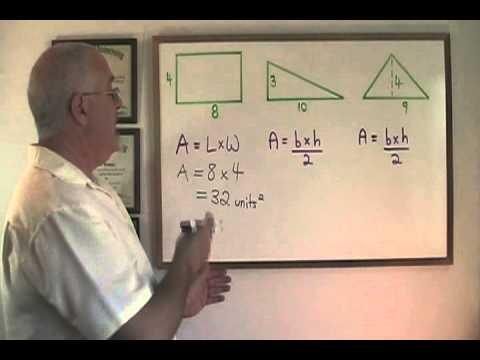 Common Formulas in Geometry 1