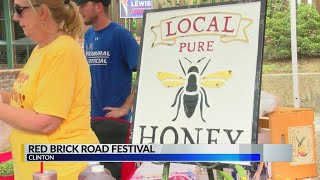 Red Brick Road Festival brings out family-friendly activities