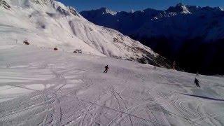 Австрия Зёльден Горы,солнце,лыжи,снег..(Австрия,горные лыжи, падение в снег...популярное видео Austria Sölden , ski, sun, falling in the snow....Popular video., 2016-03-12T11:09:47.000Z)