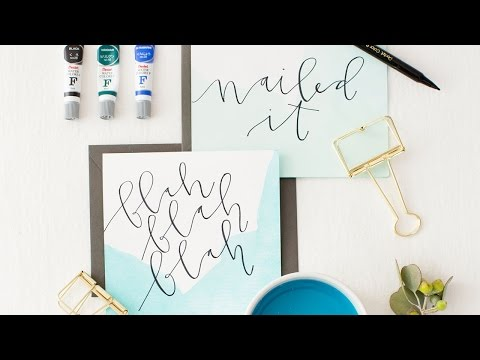 Celebrate Your Inner Artist With 16 Watercolor DIYs
