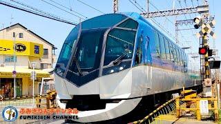 【Train】 Railroad Crossing video in Japan #32【scenery】