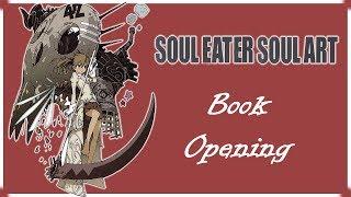 Soul Eater Soul Art - Book Opening