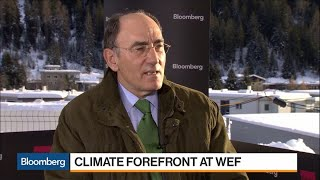 Cover images Iberdrola CEO Galan Sees Big Opportunities in Renewable Energy