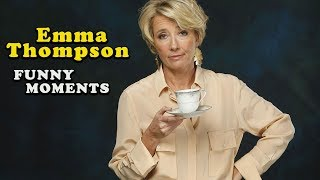 Emma Thompson - Funny Interview Moments (Best Compilation)