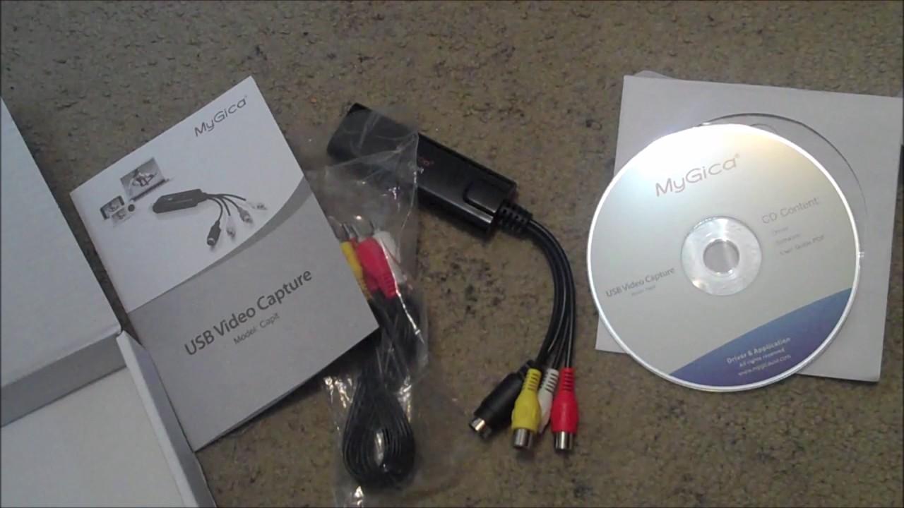 Mygica Usb Video Capture Softwarenewinnovations