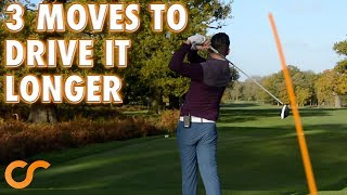 3 MOVES TO DRIVE IT LONGER!