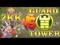Art of Conquest 2kk vs Elite Guard Towers Sieges