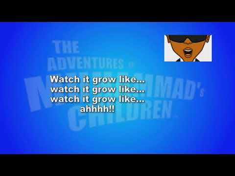 The Adventures of Muhammad's Children Growing our own food (Lyrics)