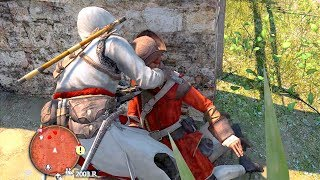 Assassin's Creed 4 Altair S Outfit & Stealth Kills Rampage Ultra Settings
