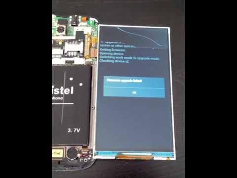 Mobistel T5 / Micromax A116 original LCD Part1