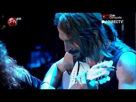 Maná Bendita tu luz [Live HD]