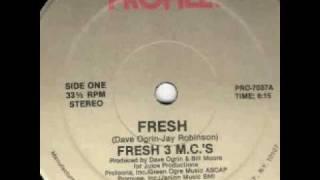 Old School Beats - Fresh 3 M.C.'s - Fresh Thumbnail