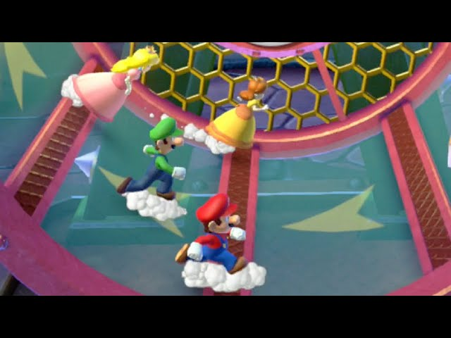 Mario Party 10 - All Motion Minigames