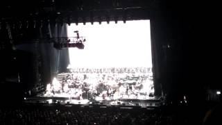 Hans Zimmer Live in Dublin 26th May 2016