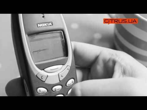 Легендарная Nokia 3310 эксклюзивно в Цитрусе!