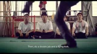 天映频道(Astro频道322)全新电视广告 〔功夫篇〕
