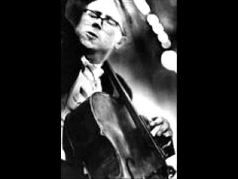 Mstilav Rostropovich plays Après un rêve Op 7 no 1  Gabriel Fauré