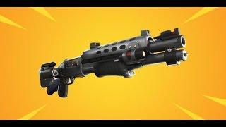 Fortnite New Legendary Tactical Shotgun   NEW UPDATE
