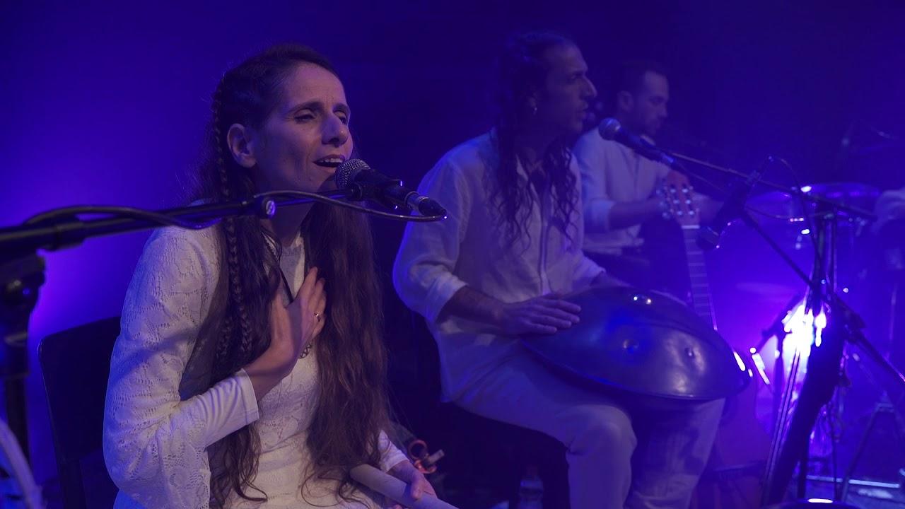 Hebrew Healing Mantra - אל נא רפא נא לה - White & Ori