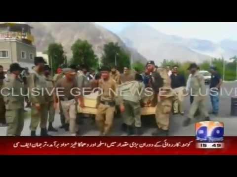 Punjabi ISI Terrorists Kill 5 Ukrainian, 3 Chinese, 1 Russian Tourists at Pakistan Mountain Camp