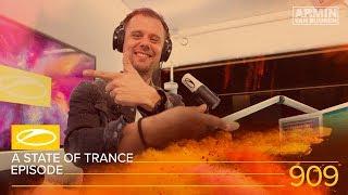 Скачать A State Of Trance Episode 909 ASOT909 Armin Van Buuren