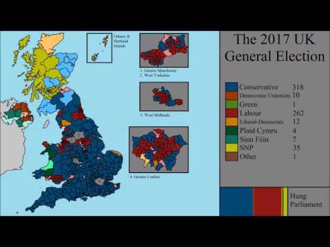 The 2017 UK General Election: Final Results